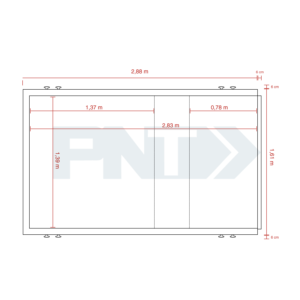 4m3 Flachmulde - Basel - Peter Nussbaumer Transporte AG