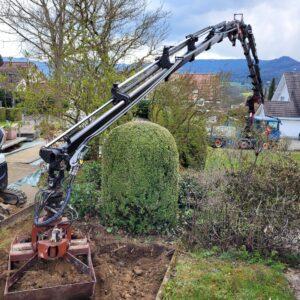 Greifer Arbeit – Nussbaumer AG